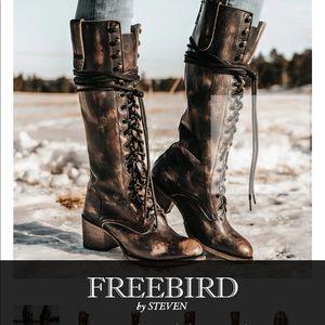 Freebird Granny boots